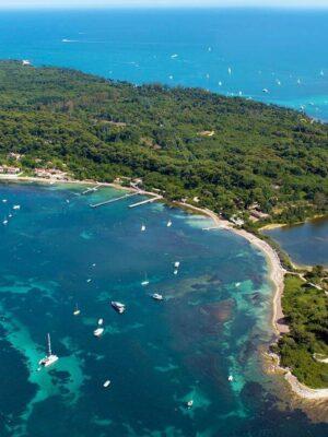 Traversée pour les îles de Lerins